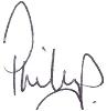 Phillip Gibbs Signature