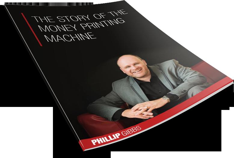 Phillip Gibbs The Story Of The Money Printing Machine